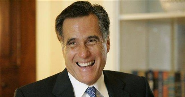Would-be 2012 GOP candidate Romney returning to SC