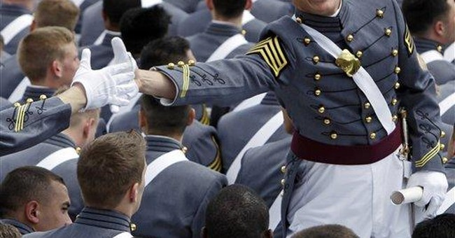 More than 1,000 cadets graduate from West Point