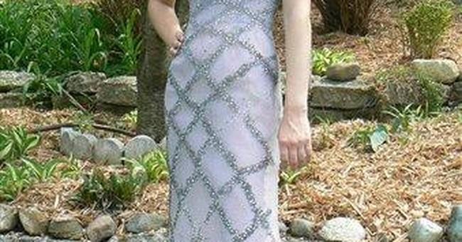 Christina Ricci's Oscars dress goes to Mich. prom