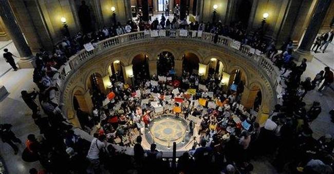 Long gay marriage debate in store for Minnesota