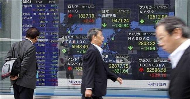 Europe debt woes hit markets, euro