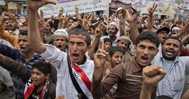 Yemen gunbattles erupt after Saleh refuses exit