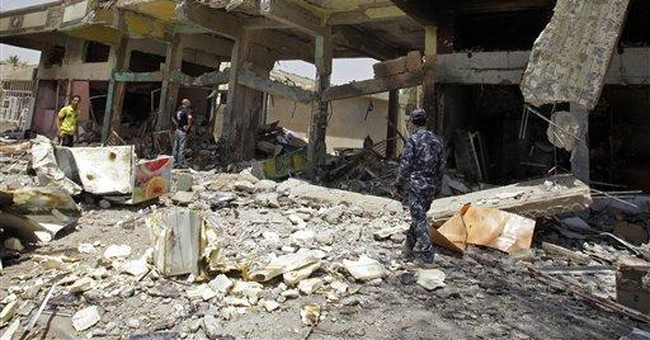 Attacks targeting Iraqi forces kill 2, injure 20