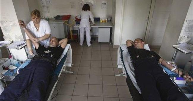 Bulgaria's black market in blood is flourishing