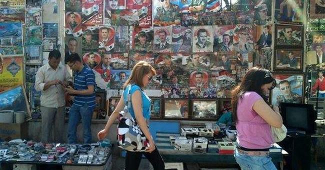 EU imposes sanctions on Syrian leader Assad