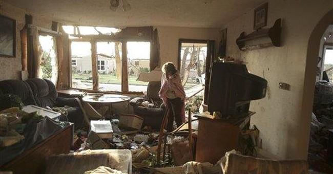 Survivors of Joplin disaster recall narrow escapes