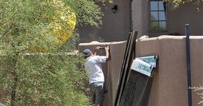 Possible Palin house buy in Arizona creates buzz