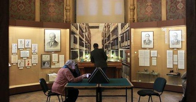 Moscow museum puts Lenin's Jewish roots on display