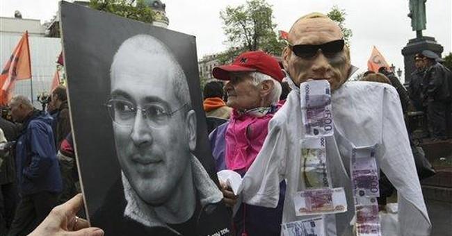 Moscow court upholds Khodorkovsky conviction