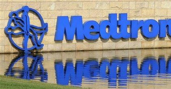 Medtronic 4Q profit and 2012 estimate fall short