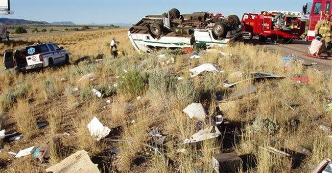 APNewsBreak: Guilty plea in Utah bus crash