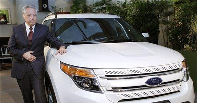 Ford sees chance to woo Japanese buyers