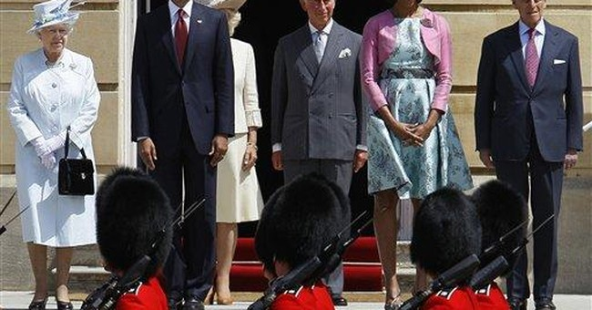 Special, indeed _ Obama tends to US-Britain bond