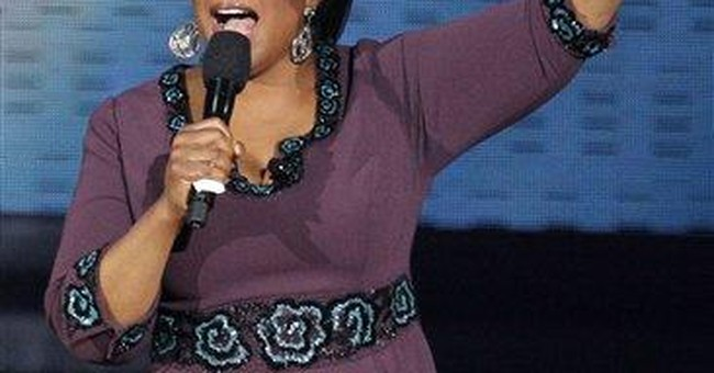 'Oprah' finale scores biggest audience in 17 years