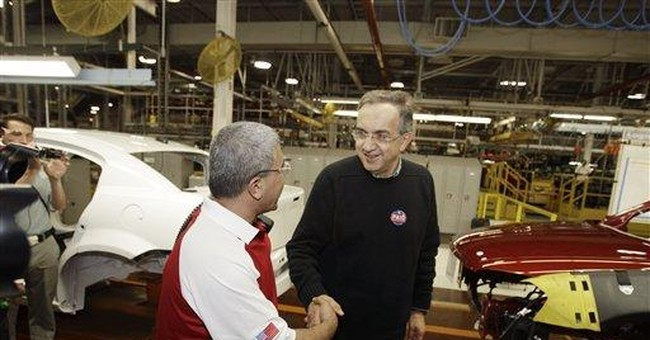 Chrysler repays $7.6B in government loans