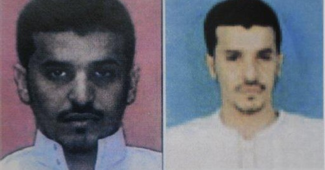 Al-Qaida bomber leaves behind a fingerprint