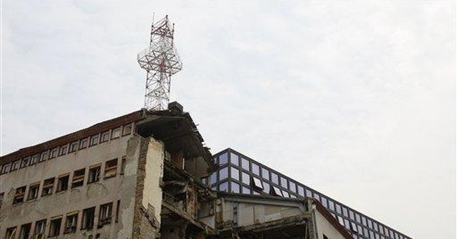 Serbia TV apologizes to viewers over propaganda