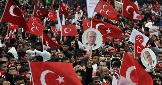Sex scandal rocks Turkish election campaign