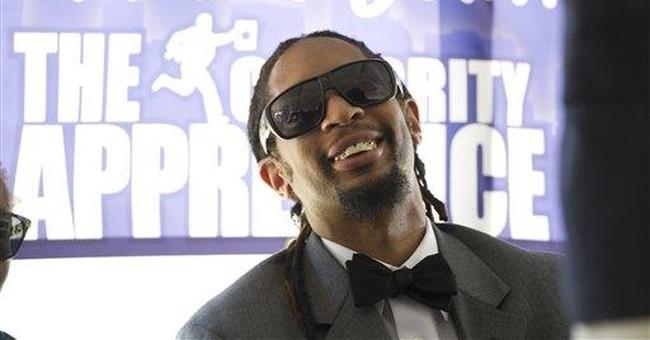 """Lil Jon receives honor for """"Apprentice"""" earnings"""