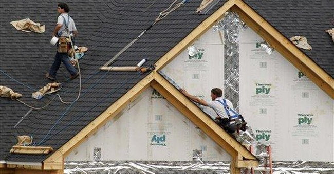 New-home sales up, but pace remains sluggish