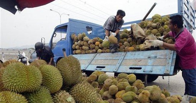 Malaysia durians challenge Thai dominance in China