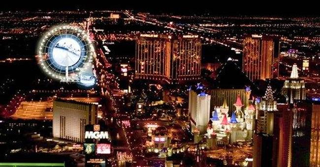 500-foot wheel on Vegas Strip gets OK from FAA