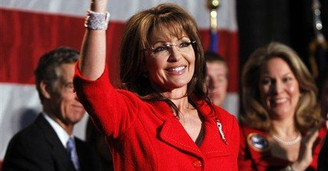 Palin signals ambition, reluctance for White House