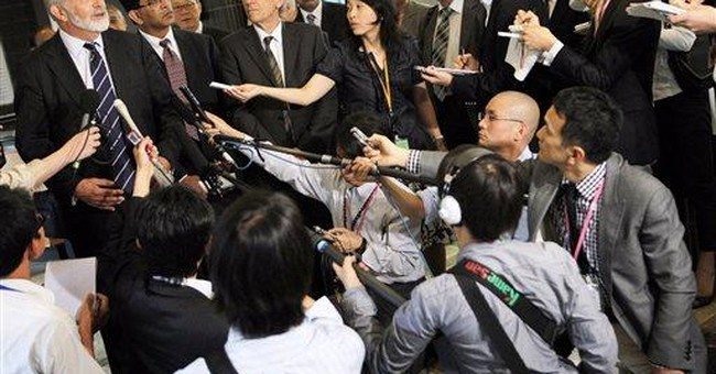IAEA probing nuclear accident in Japan