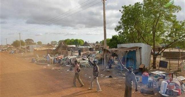 Sudan's al-Bashir gives 'green light' for attacks