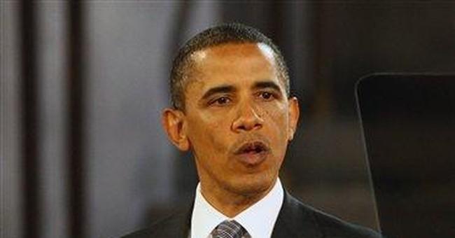 WHITE HOUSE NOTEBOOK: Obama mocks toast blooper