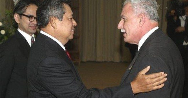 Palestinians set their sights on UN recognition