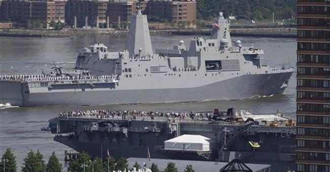 Anchors aweigh! Fleet Week kicks off in NYC