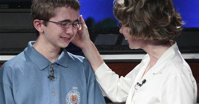 Texas boy, 13, wins National Geographic Bee