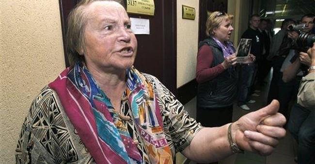 2 ex-presidential candidates jailed in Belarus