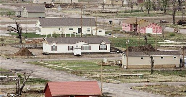 Towns hit by twisters offer rebuilding road map