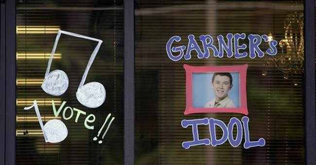 'Idol' winner could wind up on NC hometown's map