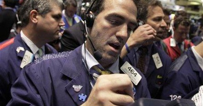 Stocks edge up, shaking off weak economic news