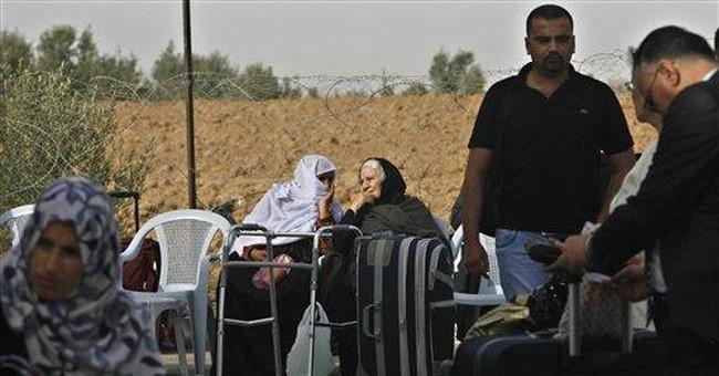 Israeli officials fret over opening of Gaza border