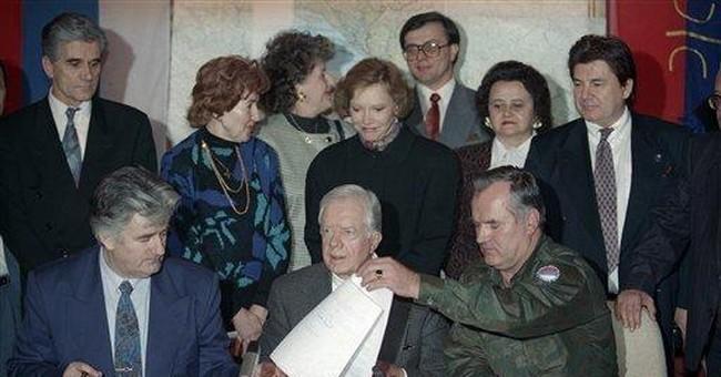 Karadzic sorry for Mladic's loss of freedom