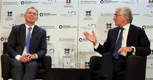 Blair: Obama anxious about Israel's fate