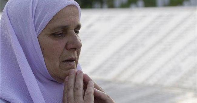 Bosnia finds little joy in Mladic arrest