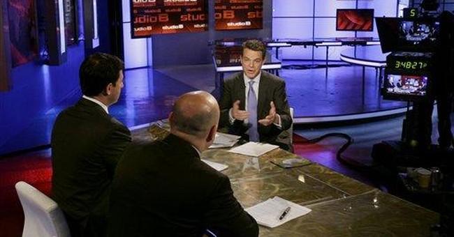 Fox News anchor Smith teaches Ole Miss students