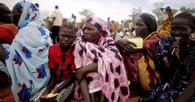 Hungry and scared: Sudan villagers flee Abyei