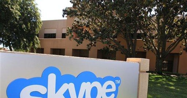 Skype says some users had problems signing in