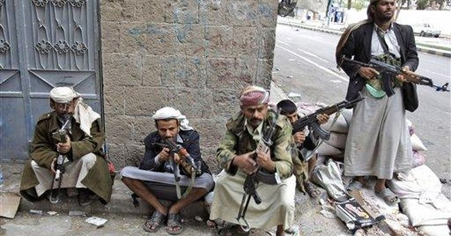 Chaos, fatal battles spread outside Yemeni capital