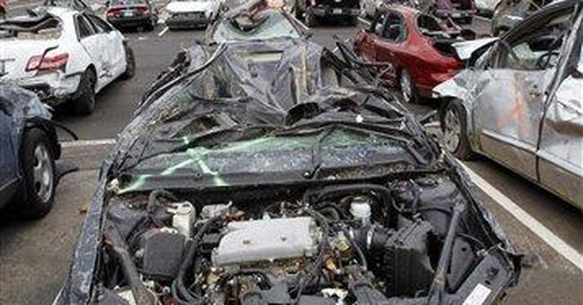 Missouri tornado death toll at 132; funerals begin
