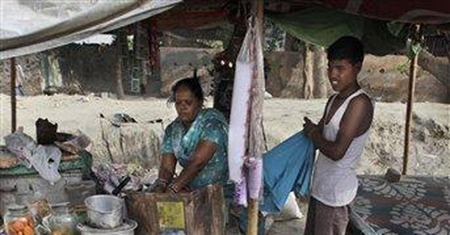 India's stingy definition of poverty irks critics