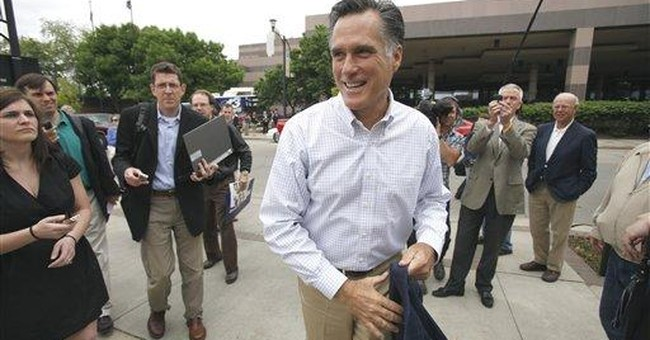 Romney labels Barack Obama 'ineffective president'