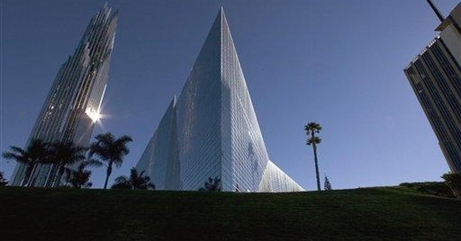 Crystal Cathedral to file bankruptcy exit plan