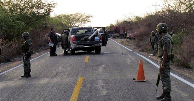 29 dead after drug gangs battle in west Mexico